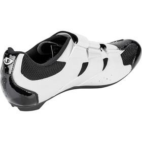 Giro Techne Scarpe Uomo, white/black